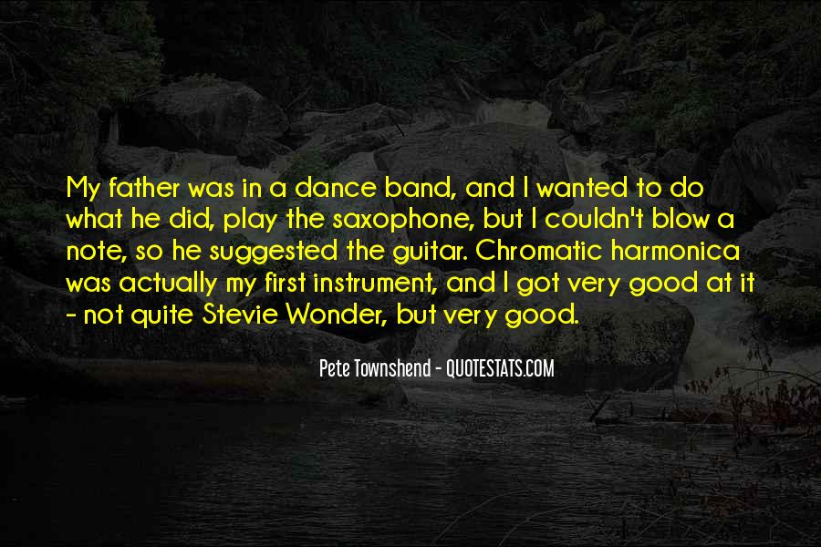 Quotes About The First Dance #96984