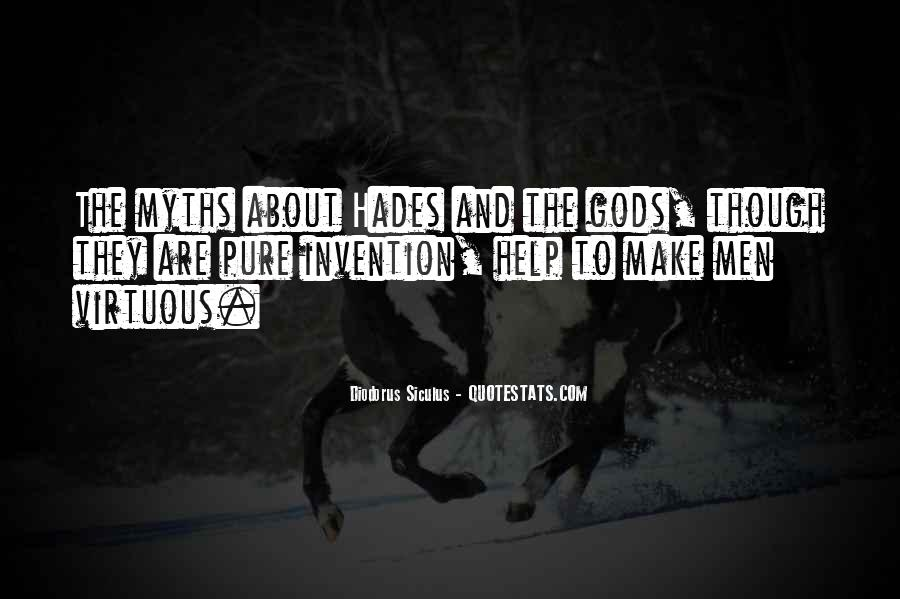 Quotes About Gods Help #1025644