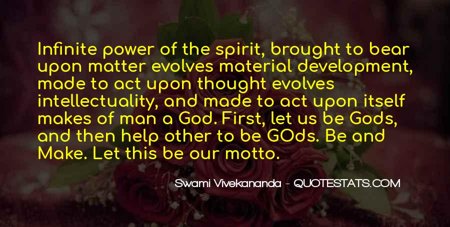 Quotes About Gods Help #1055411