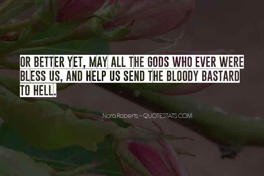 Quotes About Gods Help #1197780