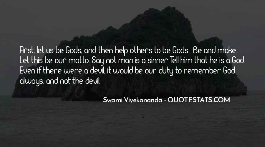 Quotes About Gods Help #815350