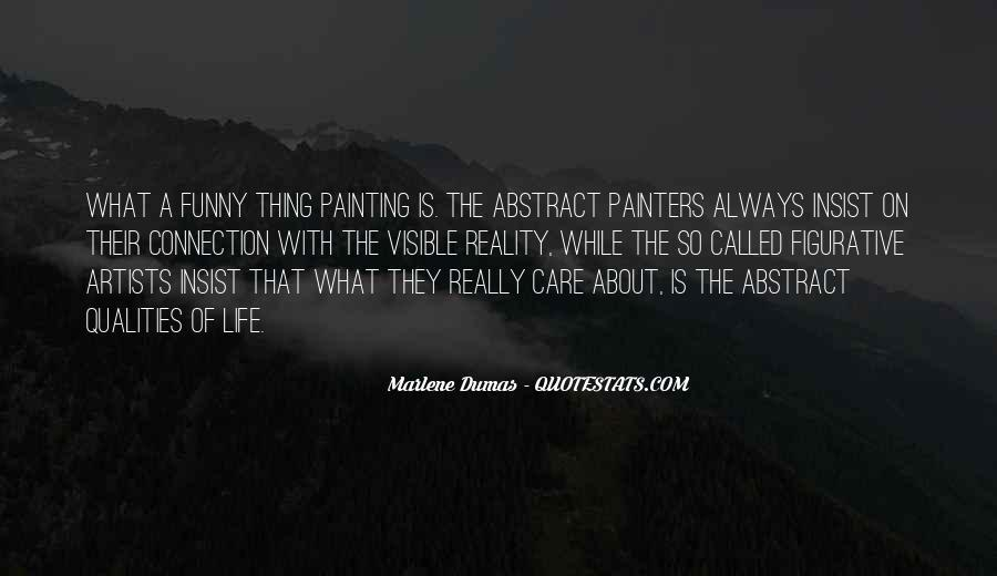 Funny Thing About Life Quotes #1586747