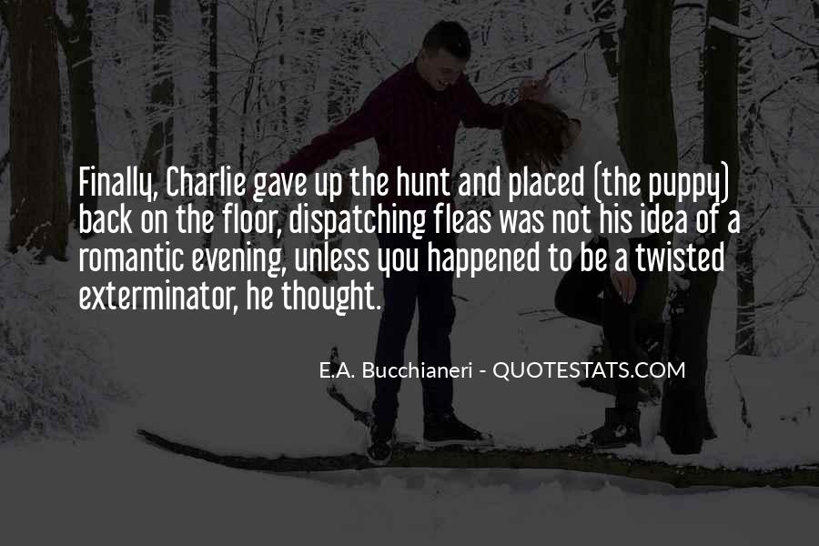 Funny Thing Happened Quotes #133743