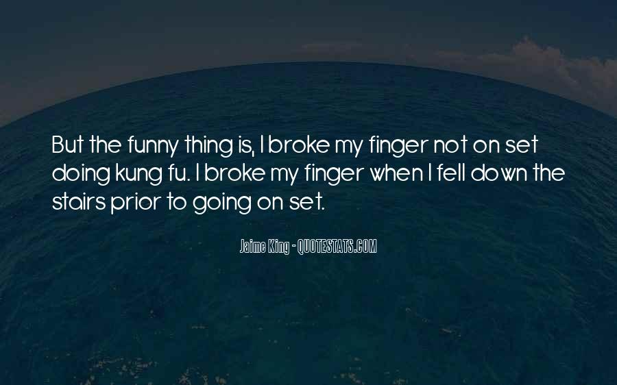 Funny Thing Quotes #188444