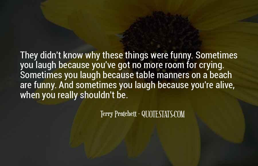Funny Things And Quotes #64548