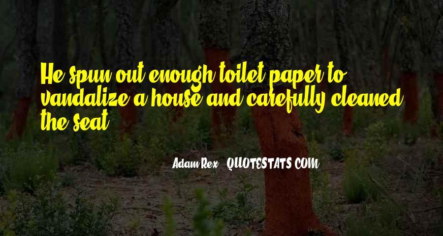 Funny Toilet Seat Quotes #484274