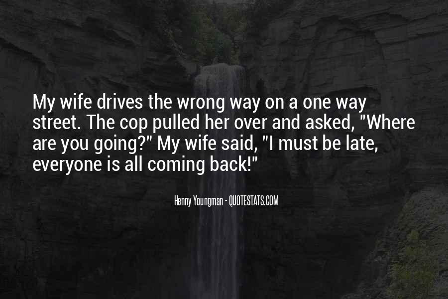 Funny Too Late Quotes #1514559