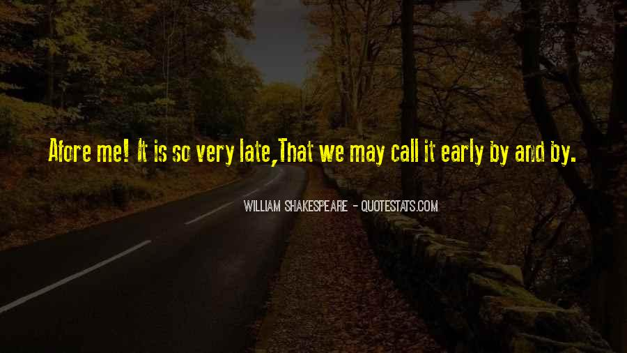 Funny Too Late Quotes #639850
