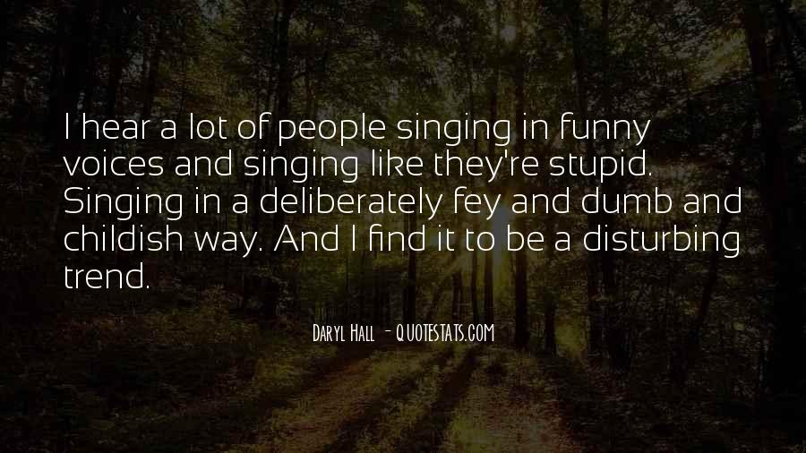 Funny Trend Quotes #1811878