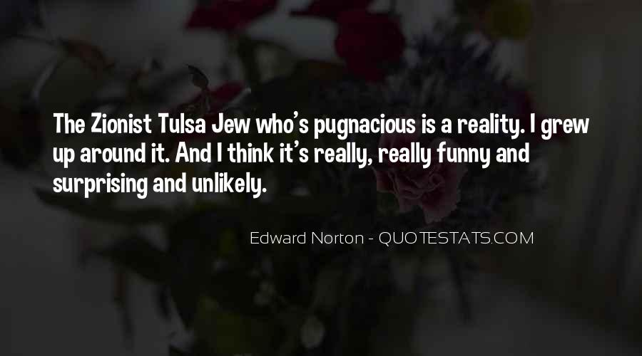 Funny Unlikely Quotes #1153842