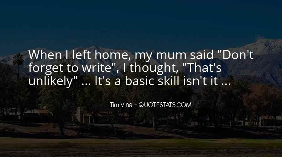 Funny Unlikely Quotes #149212