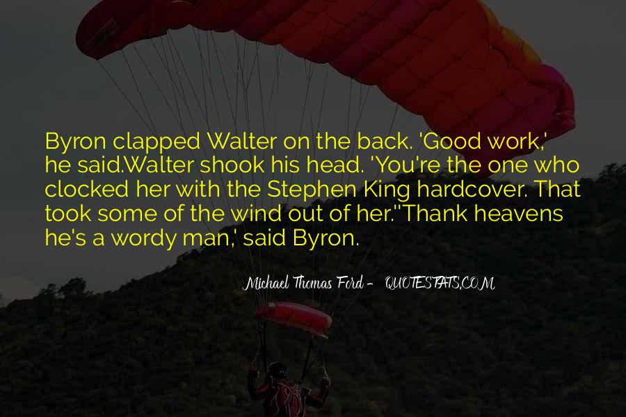 Funny Walter Quotes #1367251