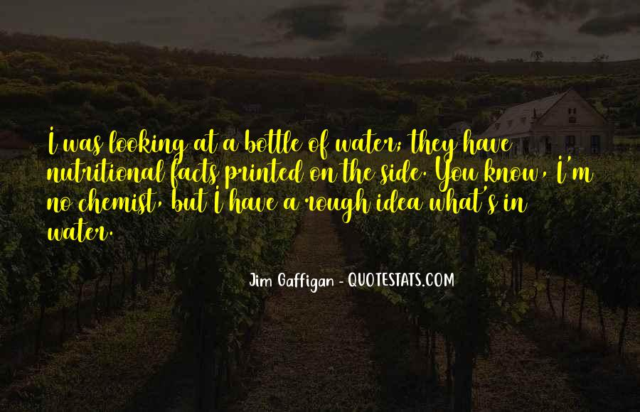 Funny Water Bottle Quotes #1731934