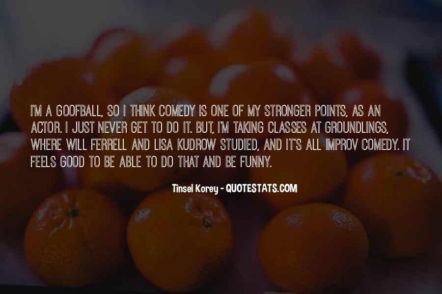Funny Will Ferrell Quotes #105545