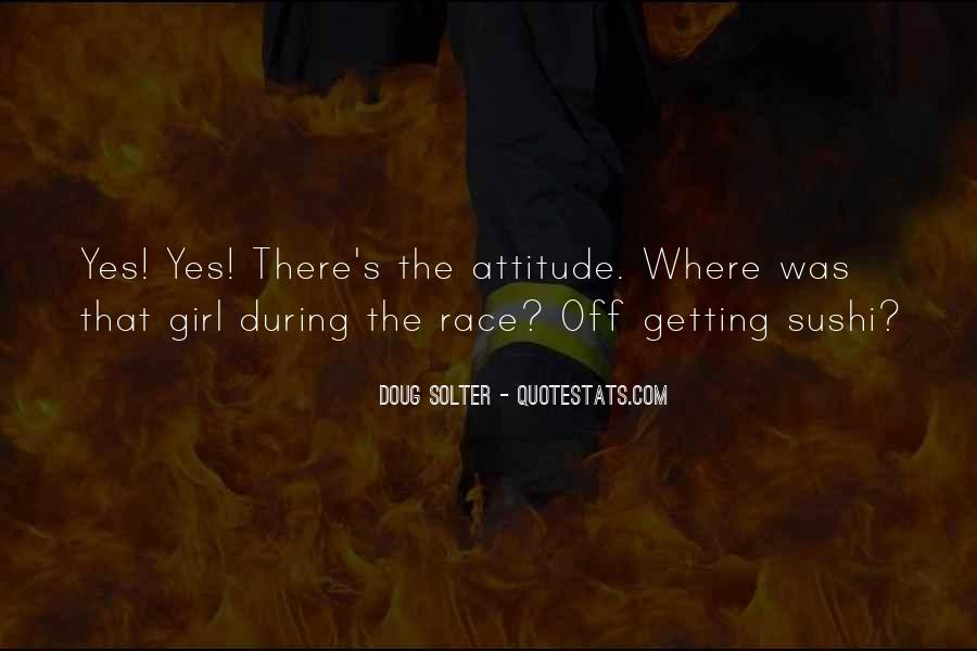 Funny With Attitude Quotes #940904