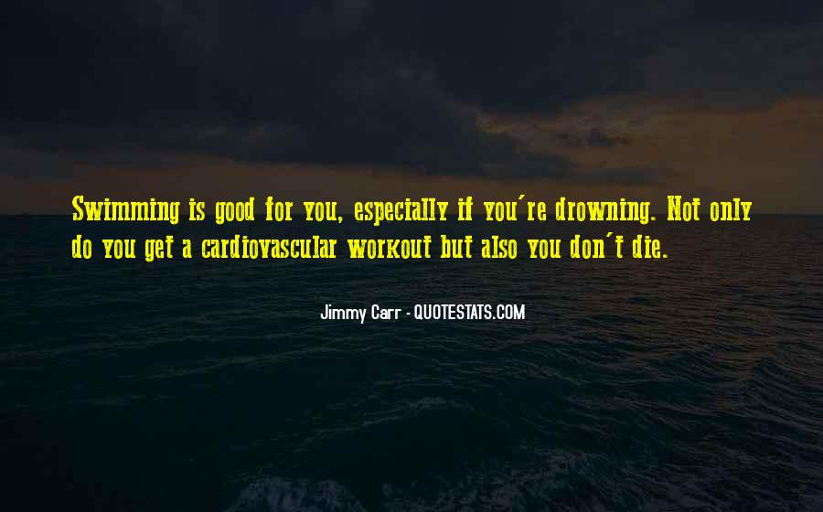 Funny Workout Quotes #259383