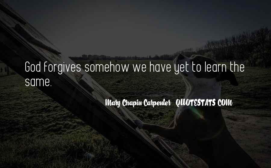 Quotes About God Forgives #1190106