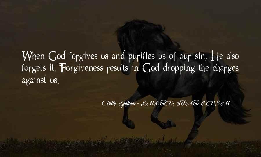 Quotes About God Forgives #1233006