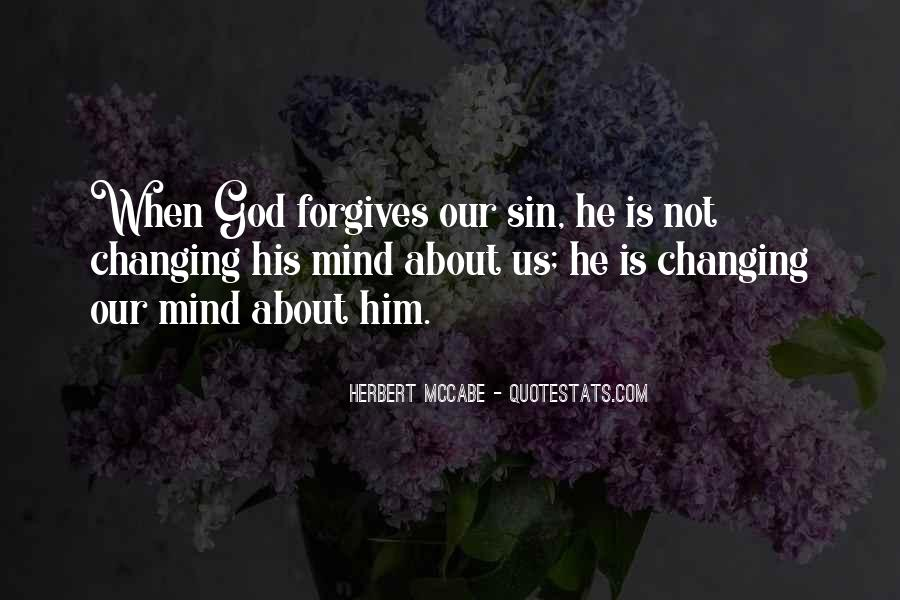 Quotes About God Forgives #1351908