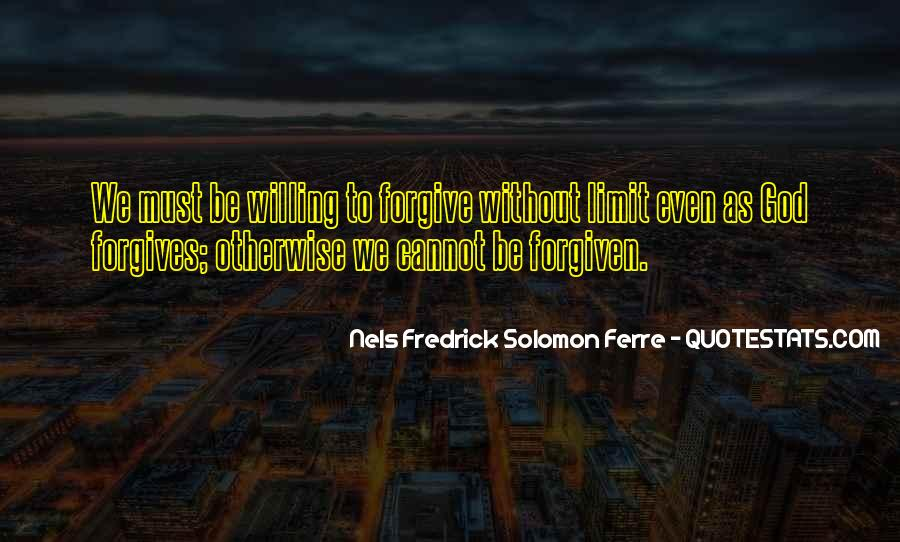 Quotes About God Forgives #1387601