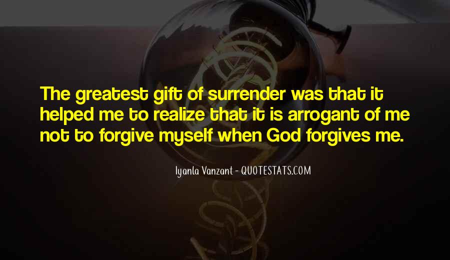 Quotes About God Forgives #154777