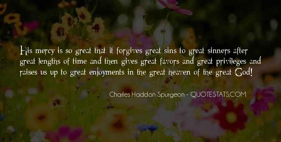 Quotes About God Forgives #1621368
