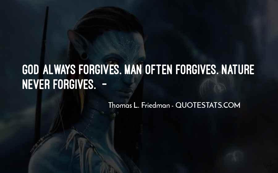 Quotes About God Forgives #1719090