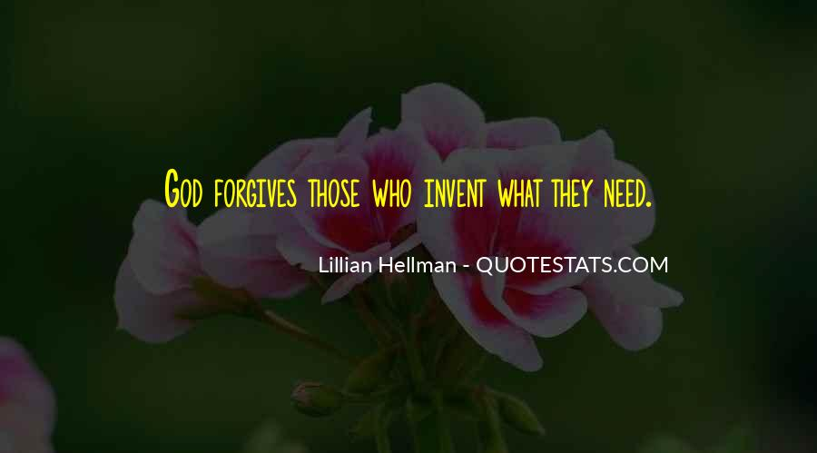 Quotes About God Forgives #245589