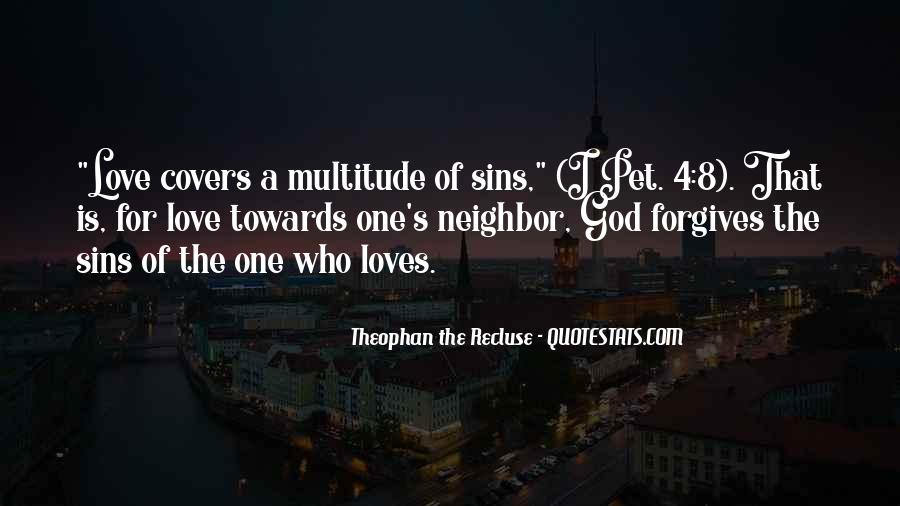 Quotes About God Forgives #488534