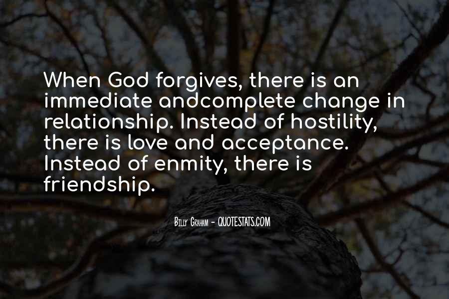 Quotes About God Forgives #551566