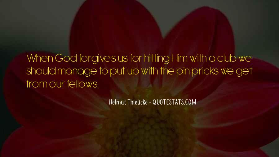 Quotes About God Forgives #578333