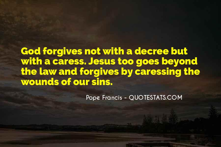 Quotes About God Forgives #822849
