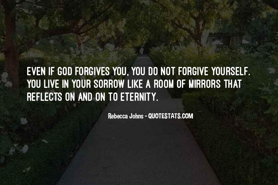 Quotes About God Forgives #878700