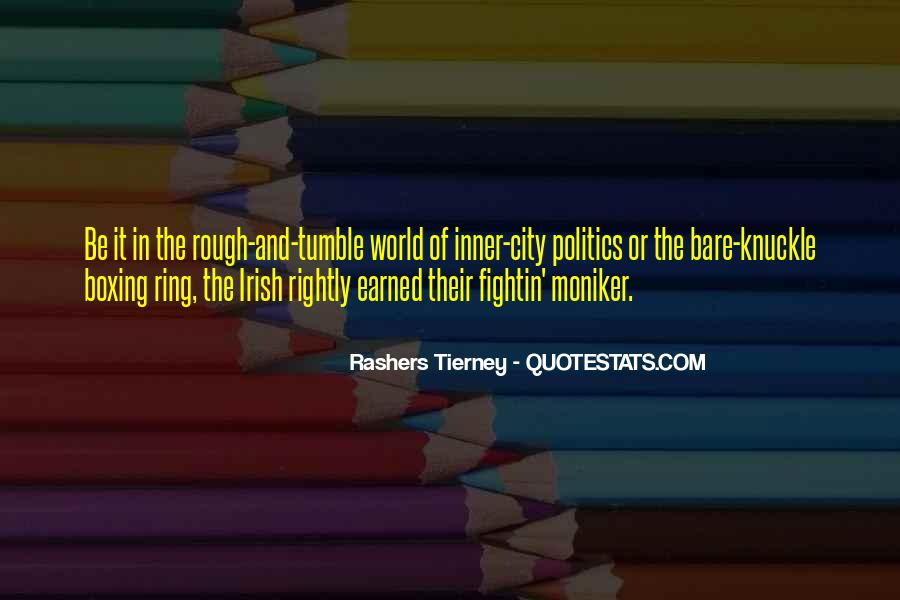 Quotes About The Fighting Irish #1468571