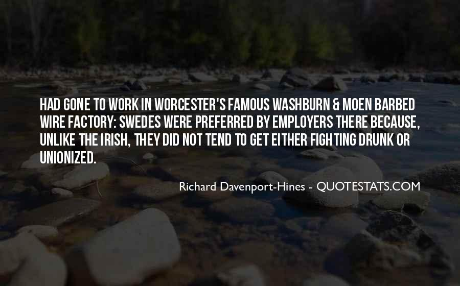 Quotes About The Fighting Irish #290082