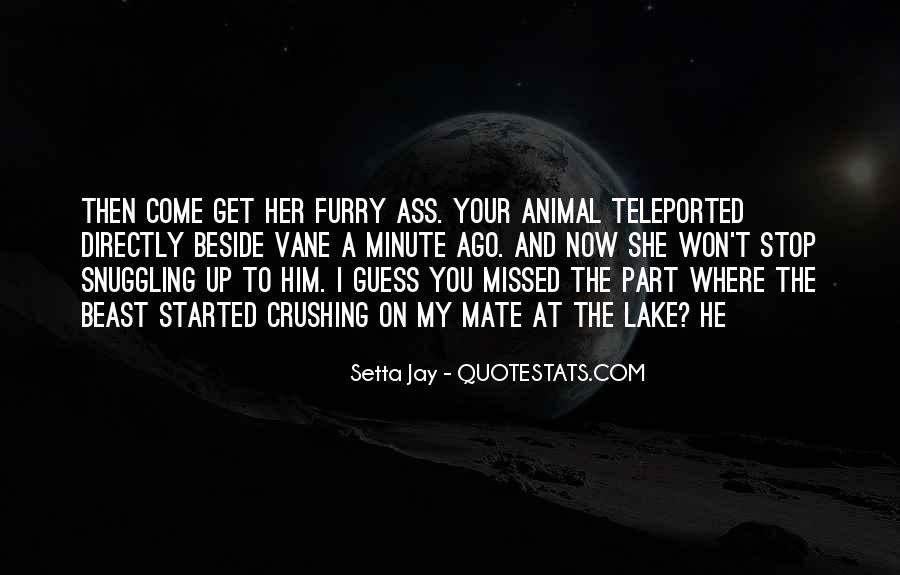 Furry Animal Quotes #1604745