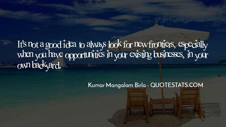 G D Birla Quotes #1019836