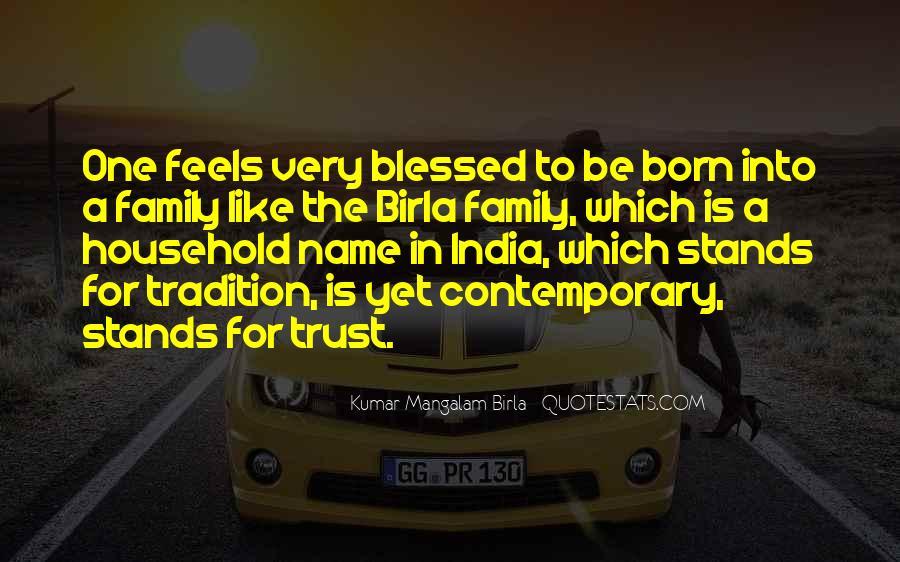 G D Birla Quotes #1109281
