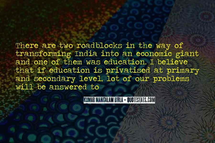 G D Birla Quotes #1243025
