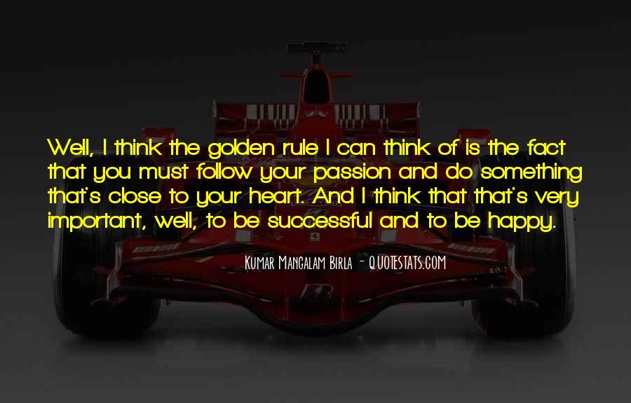 G D Birla Quotes #655139