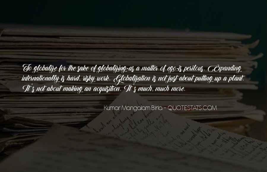 G D Birla Quotes #78114
