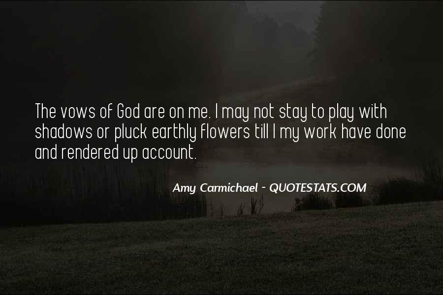 Quotes About God And Flowers #140760
