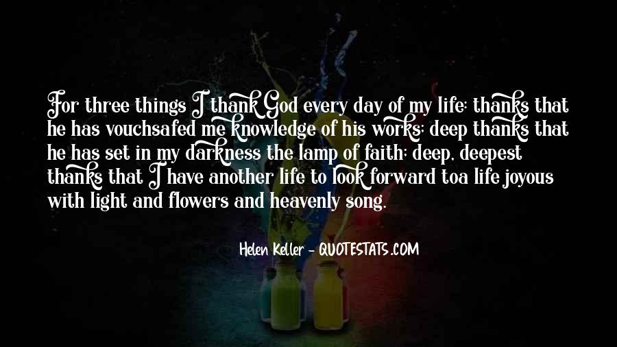Quotes About God And Flowers #1718908