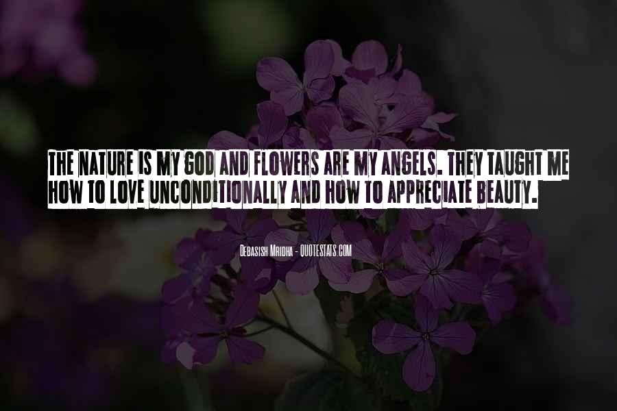 Quotes About God And Flowers #243334