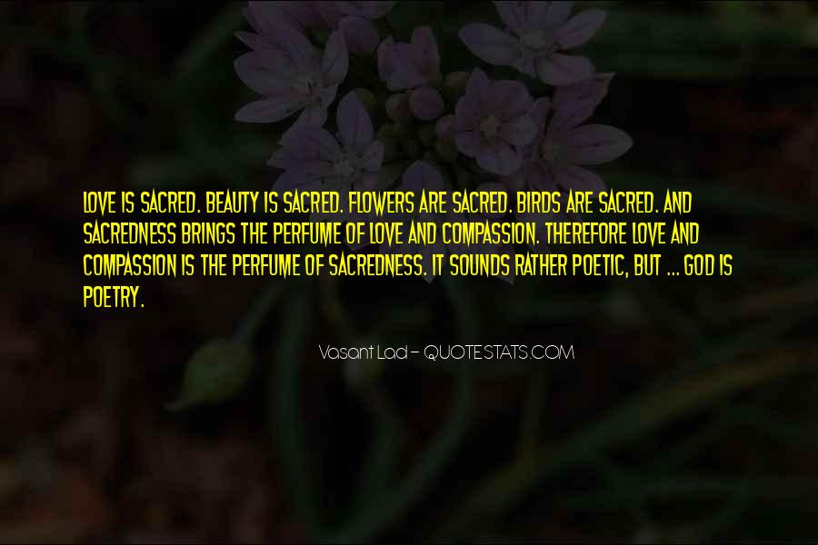 Quotes About God And Flowers #953113
