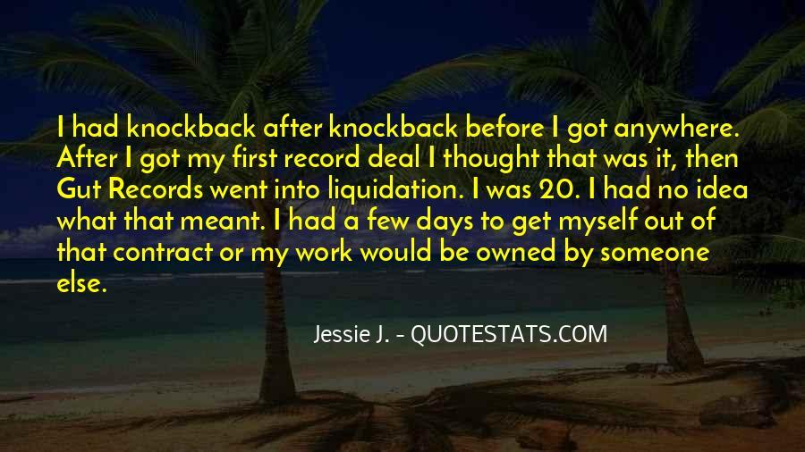 G.i Jessie Quotes #134362