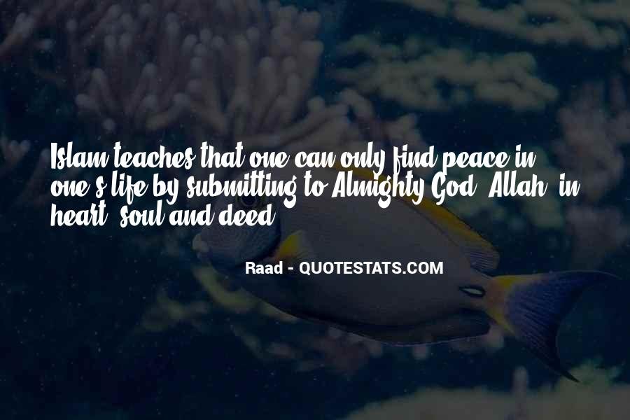 Quotes About God Allah #1251903