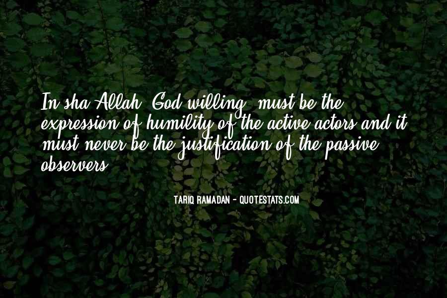 Quotes About God Allah #1299753