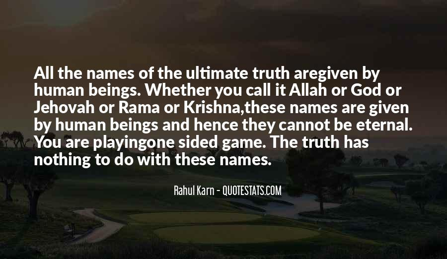 Quotes About God Allah #838775