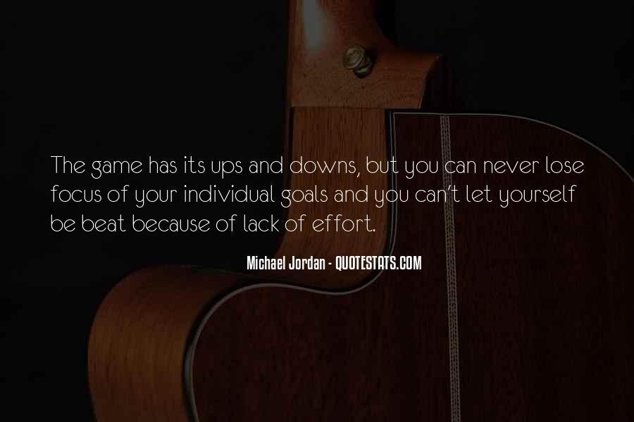 Quotes About Goals Michael Jordan #1001250